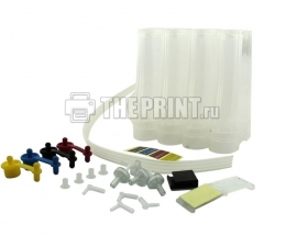 Собранный СНПЧ конструктор для принтеров и МФУ Canon