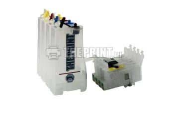 СНПЧ для принтеров Epson Stylus C63/ C65/ CX3500. Вид  3