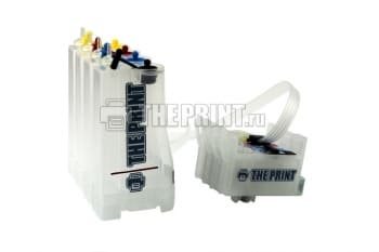 СНПЧ для принтеров Epson Stylus C64/ C84/ C86/ CX6600. Вид  1