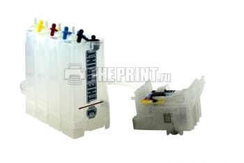 СНПЧ для принтеров Epson Stylus C64/ C84/ C86/ CX6600. Вид  2