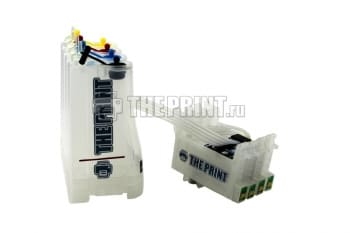 СНПЧ для принтеров Epson Stylus C82/ CX5200/ CX5400. Вид  2