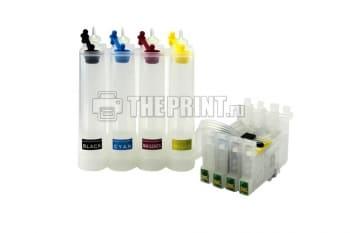 СНПЧ для принтеров Epson Stylus C82/ CX5200/ CX5400. Вид  4