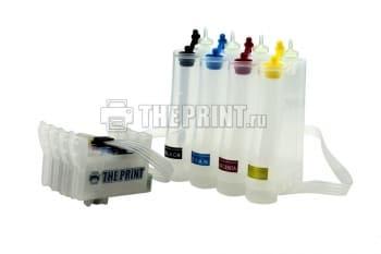 СНПЧ для принтеров Epson Stylus C82/ CX5200/ CX5400. Вид  3