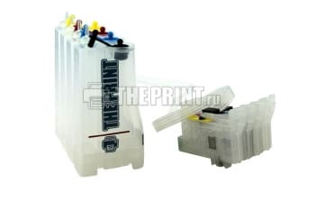 СНПЧ для принтеров Epson Stylus C67/ C87/ CX3700/ CX4700. Вид  3