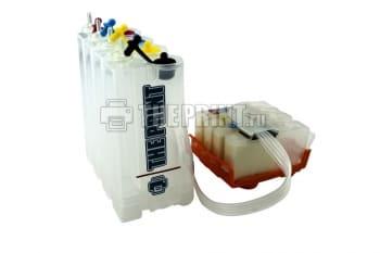 СНПЧ HP 655 с чипами для принтеров HP DeskJet 3525/ 4625/ 5525. Вид  4