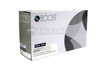Картридж HP CE505X (05X) для принтеров HP LaserJet P2050/ P2055. Вид  4