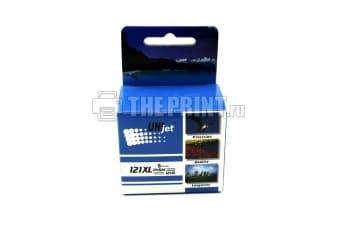 Струйный цветной картридж HP 121 XL (CC644HE) для принтеров HP DeskJet-F4283/ F4583/ PhotoSmart C4783. Вид  4