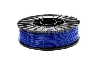 Купить синий ABS пластик для 3D принтеров и ручек диаметром 1,75мм. Вид 1.