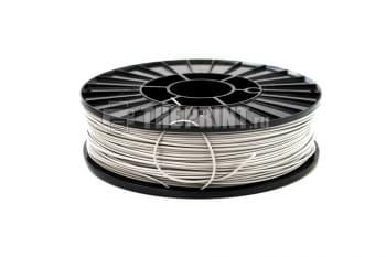 Купить серый ABS пластик для 3D принтеров и ручек диаметром 1,75мм. Вид 1.