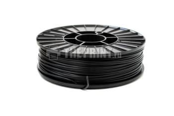 Купить черный ABS пластик для 3D принтеров диаметром 3мм. Вид 1.