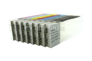 ПЗК (Перезаправляемые картриджи) для Epson Stylus Pro 7880/ 9880. Вид  1