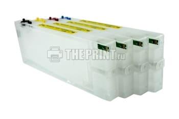 ПЗК (Перезаправляемые картриджи) для Epson B-300/ B-310/ B-500/ B-510. Вид  1