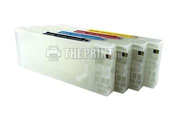 ПЗК (Перезаправляемые картриджи) для Epson Stylus Pro 73400/ 7450/ 9400/ 9450. Вид