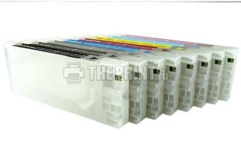 ПЗК (Перезаправляемые картриджи) для Epson Stylus Pro 7800/ 9800. Вид  3