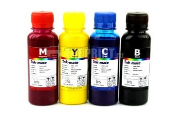 Комплект пигментных чернил Ink-Mate (100ml. 4 цвета) для принтеров Epson. Вид  1