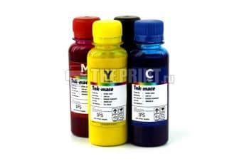 Комплект пигментных чернил Ink-Mate (100ml. 4 цвета) для принтеров Epson. Вид  2