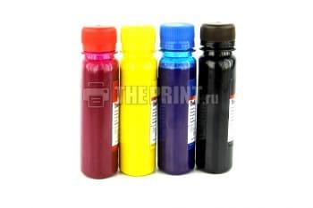 Комплект пигментных чернил Ink-Mate (100ml. 4 цвета) для принтеров Epson. Вид  4