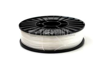Купить прозрачный ABS пластик для 3D принтеров и ручек диаметром 1,75мм. Вид 1.
