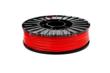 Купить красный ABS пластик для 3D принтеров и ручек диаметром 1,75мм. Вид 2.
