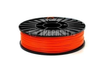 Купить оранжевый ABS пластик для 3D принтеров и ручек диаметром 1,75мм. Вид 2.