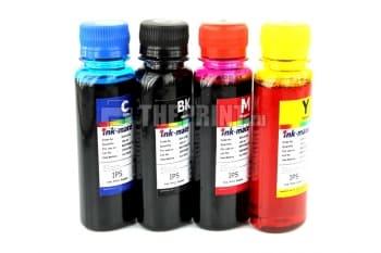 Комплект универсальных чернил Brother Ink-Mate (100ml. 4 цвета) для принтеров Brother. Вид  2