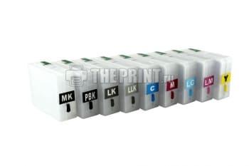 ПЗК (Перезаправляемые картриджи) для Epson SureColor SC-P800. Вид  2