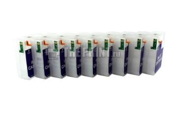 ПЗК (Перезаправляемые картриджи) для Epson S3ureColor SC-P800. Вид