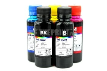Комплект чернил Epson XP-series Ink-Mate (100ml. 5 цветов) для Epson Expression Premium XP-600/ XP-605/ XP-700. Вид  4