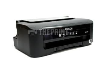 Принтер Epson WorkForce WF-2010W с ПЗК. Вид  1
