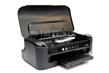 Принтер Epson WorkForce WF-2010W с ПЗК. Вид  2