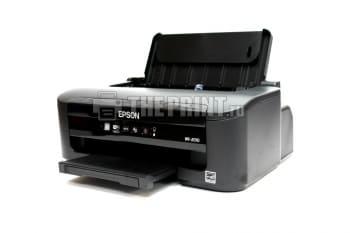 Принтер Epson WorkForce WF-2010W с ПЗК. Вид  3