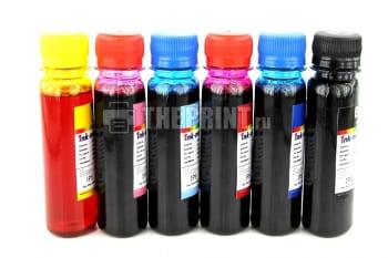 Комплект универсальных чернил Epson Ink-Mate (100ml. 4 цвета) для принтеров Epson Stylus Photo TX650/ PX660/ 1410. Вид  3