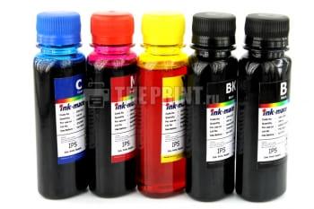 Комплект чернил Canon Ink-Mate (100ml. 5 цветов) для принтеров Canon PIXMA iP7240/ MG5640. Вид  2