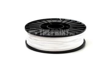 Купить белый ABS пластик для 3D принтеров и ручек диаметром 1,75мм. Вид 2.