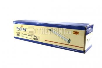 Совместимый картридж GP-CF219A (19A) без чипа для принтеров и МФУ HP. Вид  4