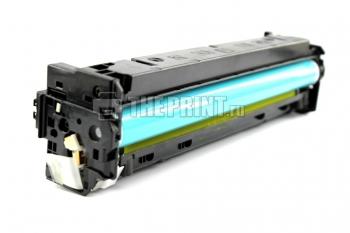 Совместимый картридж GP-CC532A (304A) для принтеров и МФУ HP. Вид  1