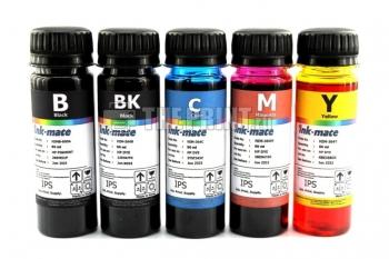Комплект чернил HP Ink-Mate (50ml. 5 цветов) для картриджей HP. Вид  1