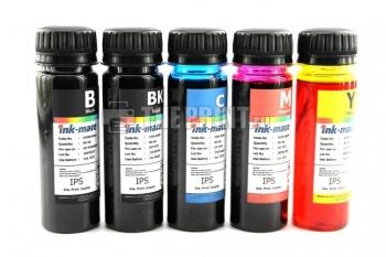 Комплект чернил HP Ink-Mate (50ml. 5 цветов) для картриджей HP. Вид  2