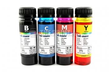 Комплект чернил HP Ink-Mate (50ml. 4 цвета) для картриджей HP. Вид  1