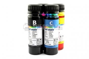 Комплект чернил HP Ink-Mate (50ml. 4 цвета) для картриджей HP. Вид  4