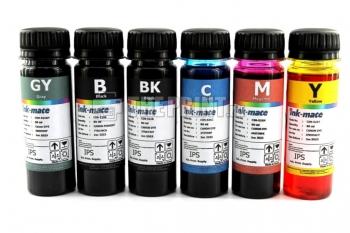 Комплект чернил Canon Ink-Mate (50ml. 6 цветов) для принтеров Canon. Вид  1