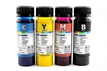 Комплект пигментных чернил HP Ink-Mate (50ml. 4 цвета) для картриджей HP. Вид  1