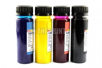 Комплект пигментных чернил HP Ink-Mate (50ml. 4 цвета) для картриджей HP. Вид  3