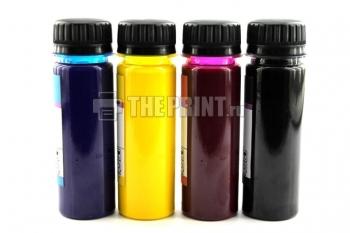 Комплект пигментных чернил HP Ink-Mate (50ml. 4 цвета) для картриджей HP. Вид  4