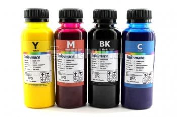 Комплект пигментных чернил Canon Ink-Mate (100ml. 4 цвета) для принтеров Canon. Вид  1