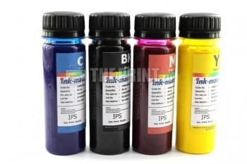 Комплект пигментных чернил Canon Ink-Mate (50ml. 4 цвета) для принтеров Canon. Вид  2