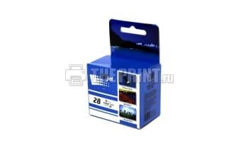 Струйный цветной картридж HP 28 (C8728AE) для принтеров HP DeskJet 3745/ PSC 1315. Вид  4