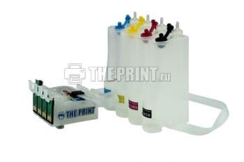 СНПЧ для принтеров Epson Stylus S22/ SX125/ SX130. Вид  3