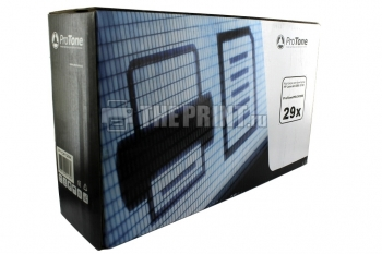 Совместимый картридж GP-C4129X (29X) для принтеров и МФУ HP. Вид  4