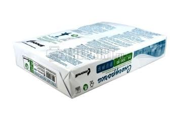 Офисная бумага Снегурочка A4, 80 г/м2 (500 листов). Вид  4